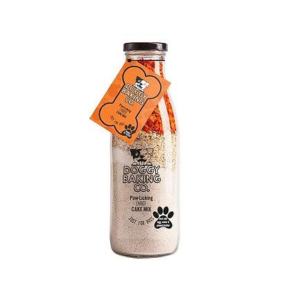 Bottled Baking  - Paw-Licking Doggy Carrot Cake Mix