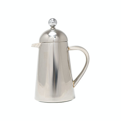 La Cafetiere Thermique Double Walled 3 Cup Cafetiere - Silver