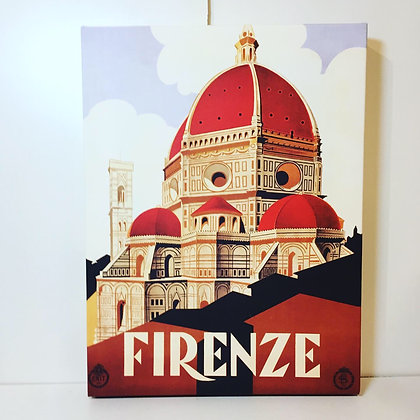 Canvas Art - Firenze