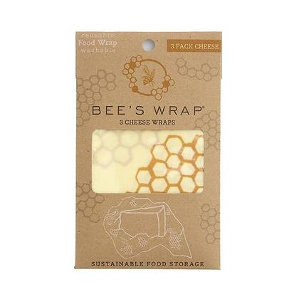 Eddingtons Bees Wax Cheese Wrap 3 pack
