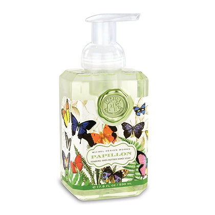 Michel Designs Foaming Hand Soap - Papillion