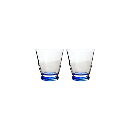 Denby Imperial Blue Small Tumblers Set of 2