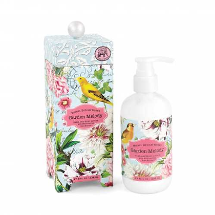 Michel Designs Hand and Body Lotion - Garden Melody