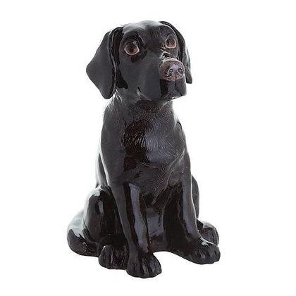 Beswick Money Bank - Black Labrador