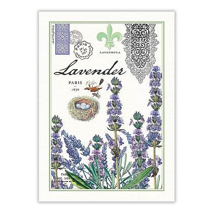 Michel Designs Kitchen Towel - Lavender Rosemary