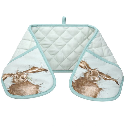Pimpernel Wrendale Designs Double Oven Glove - Hare