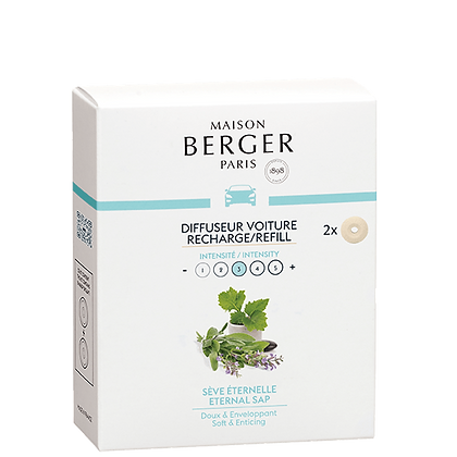 Maison Berger Eternal Sap Car Diffuser Refill