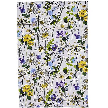 Ulster Weavers Wildflowers Tea Towel