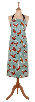 Ulster Weavers Foraging Fox Oil Cloth Apron