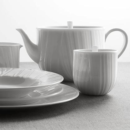 Wedgwood Vera Wang Organza - Teapot Set