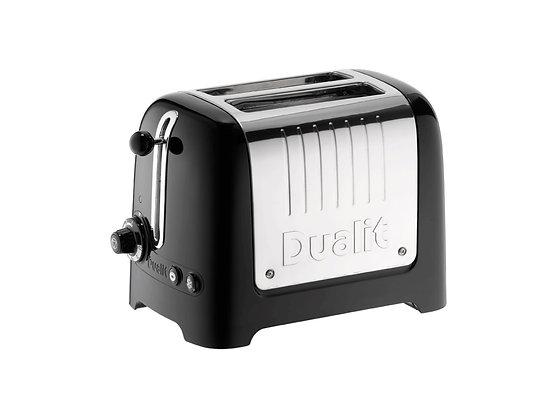 Dualit Lite 2 Slice Toaster-Black