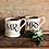 Thumbnail: Emma Bridgewater 'Mr and Mrs' Set of 2 1/2pt Mugs
