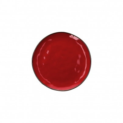 Concerto Red 20cm Side Plate