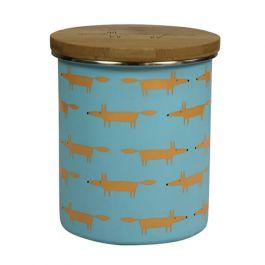 Scion Living Mr Fox Storage Jar - Multi Fox