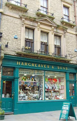 Spring Gardens store frontage
