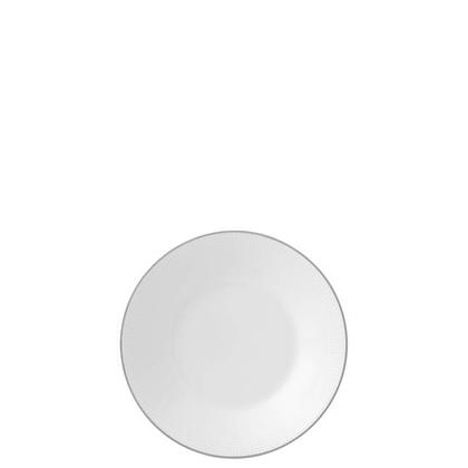 Wedgwood Vera Wang Blanc sur Blanc - Tea Saucer