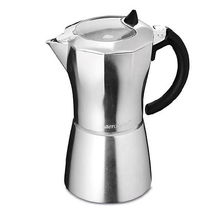Aerolatte Mokavista 9 Cup Stovetop Espresso Maker
