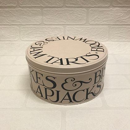 Elite Tins Emma Bridgewater Black Toast Small Round Cake Tin