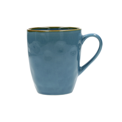 Rose & Tulipani Concerto Coffee Mug - Blue