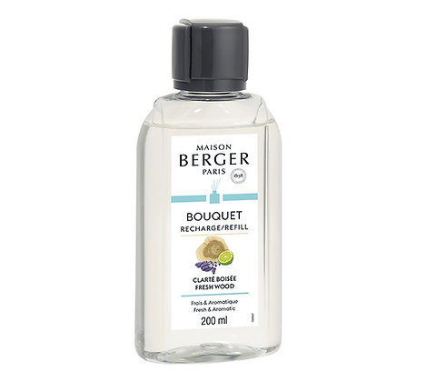 Maison Berger Fresh Wood Diffuser Refill 200ml