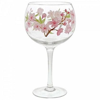 Ginology Gin Copa Glass - Cherry Blossom