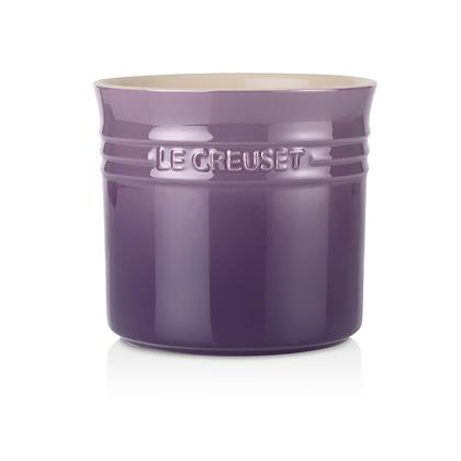 Le Creuset Stoneware Large Utensil Jar - Ultra Violet