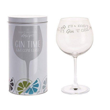 "Dartington Gin Time ""It's Gin O'Clock"""