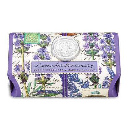 Michel Designs Bar Soap - Lavender Rosemary