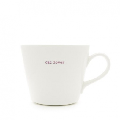 Keith Brymer Jones Word Mug - Cat Lover
