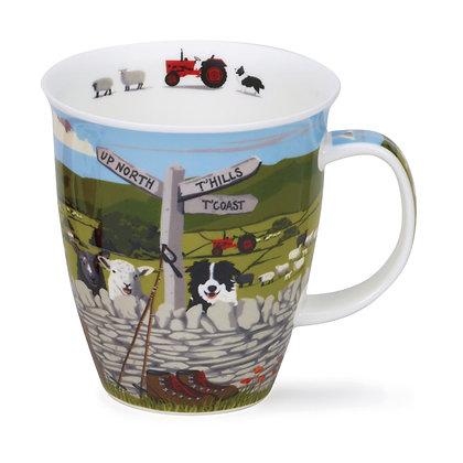 Dunoon Nevis Mug - Up North