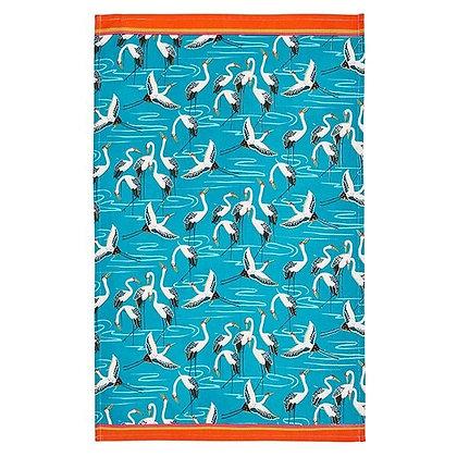 Ulster Weavers Cranes Tea Towel