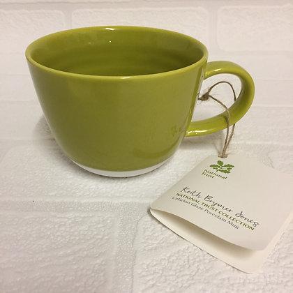 National Trust Collection Mug - Green