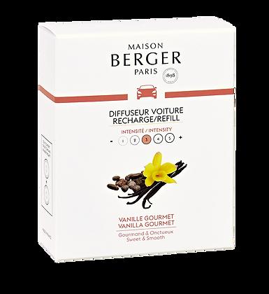 Maison Berger Vanilla Gourmet Car Diffuser Refill