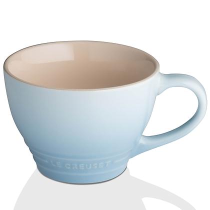 Le Creuset 400ml Stoneware Grand Mug - Coastal Blue
