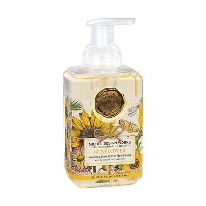 Michel Designs Foaming Hand Soap - Sunflower