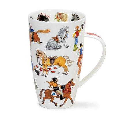 Dunoon Henley Mug -Horseplay