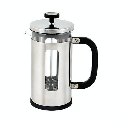 La Cafetiere Pisa 8 Cup Cafetiere - Chrome