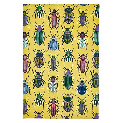 Ulster Weavers Beetles Tea Towel