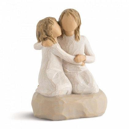 Willow Tree 'Sister Mine' Figurine