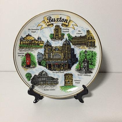 Buxton Ceramic Plate