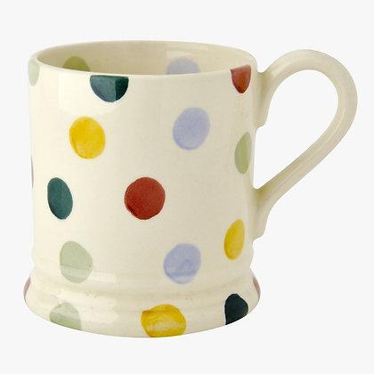 Emma Bridgewater Polka Dot Half Pint Mug