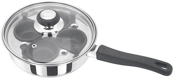 Judge Essentials 4 Cup Egg Poaching Pan