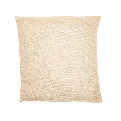 Malini Joshua Feather Cushion - Oatmeal