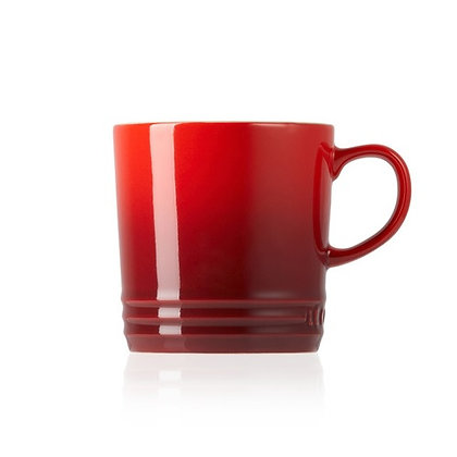 Le Creuset 350ml Stoneware Mug - Cerise