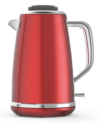 Breville Lustra 1.7L Jug Kettle - Candy Red
