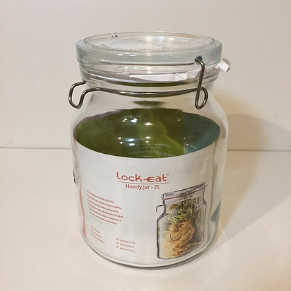 Lock-Eat Handy Jar 2 Litre