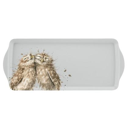 Pimpernel Wrendale Designs Sandwich Tray - Owl