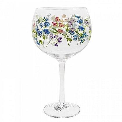 Ginology Gin Copa Glass - Sweet Pea