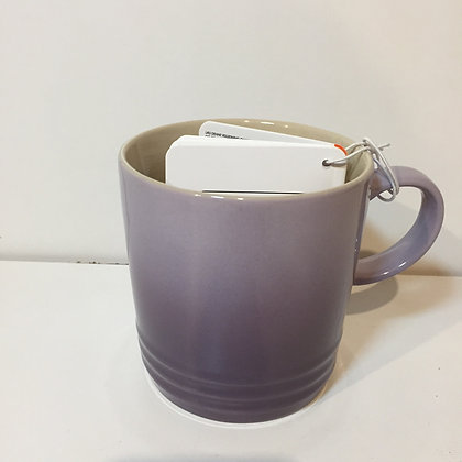 Le Creuset 350ml Stoneware Mug - Bluebell Purple