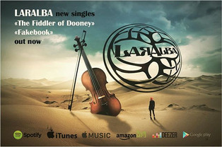 LARALBA new singles out now